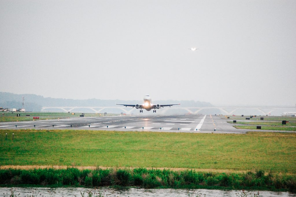 Gravelly Point - Reagan National Airport