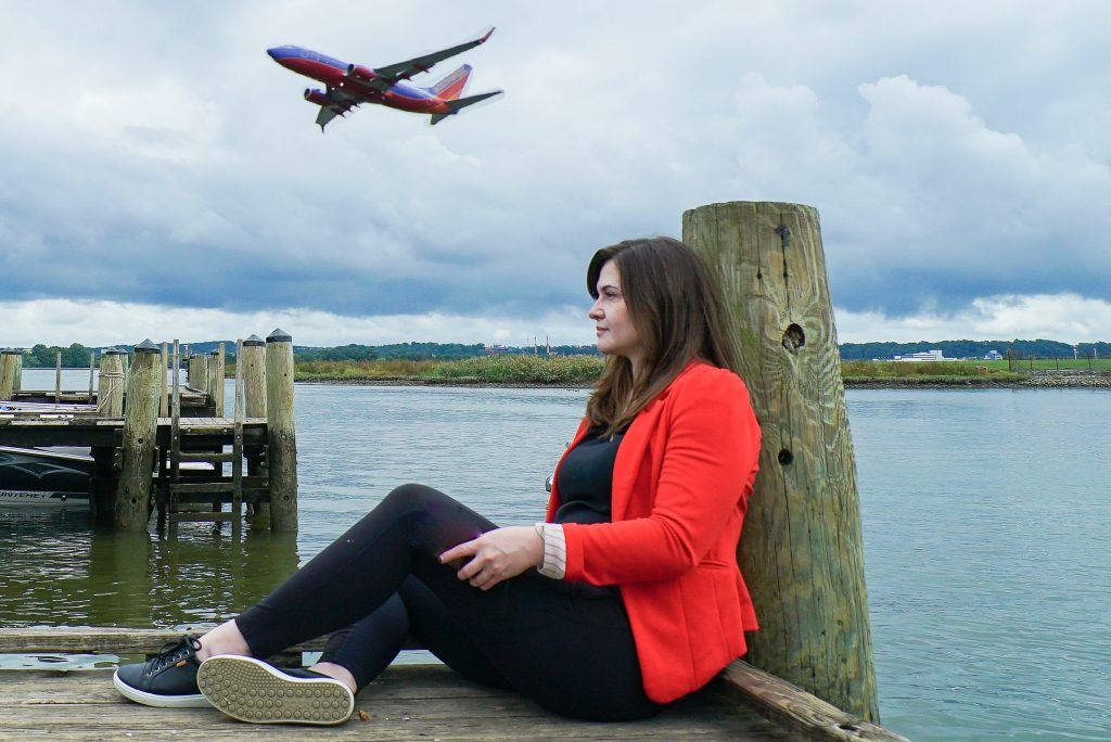Gravelly Point - Best Plane Spotting in the World
