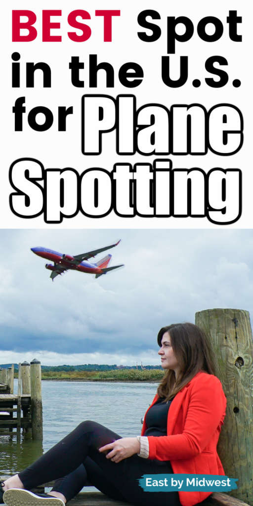 Gravelly Point - Best Spot for Plane Spotting in the US