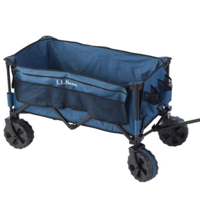 Collapsible wagon