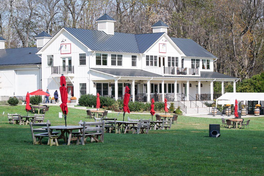 Greenhill Vineyard in Middleburg Virginia