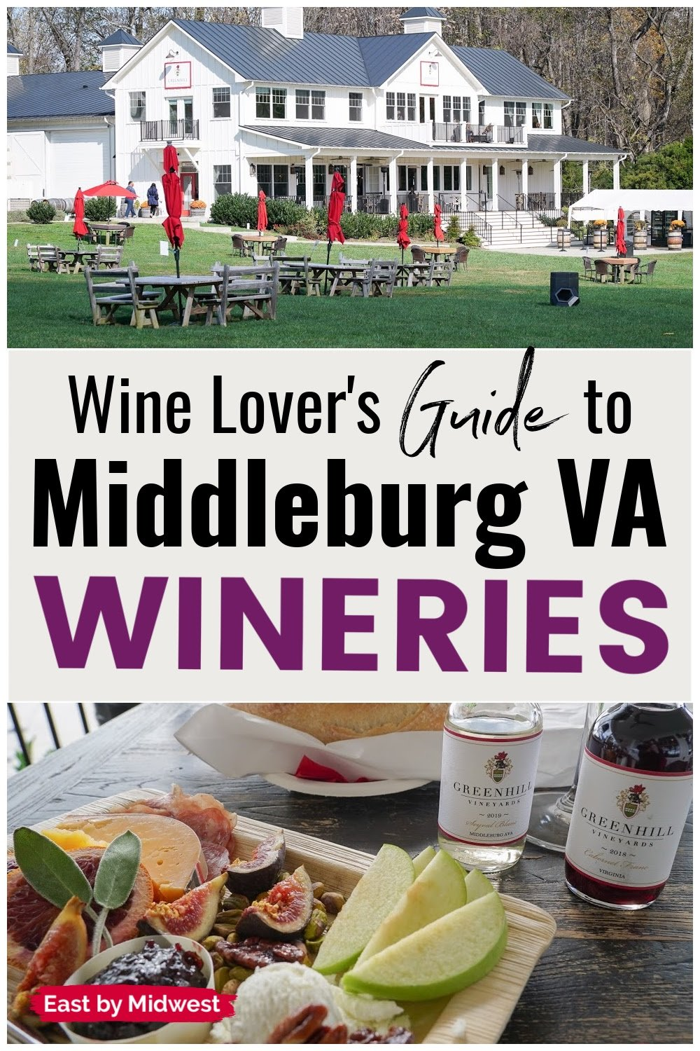 5 Incredible Middleburg, Virginia Wineries That Wine Lovers Need to Visit