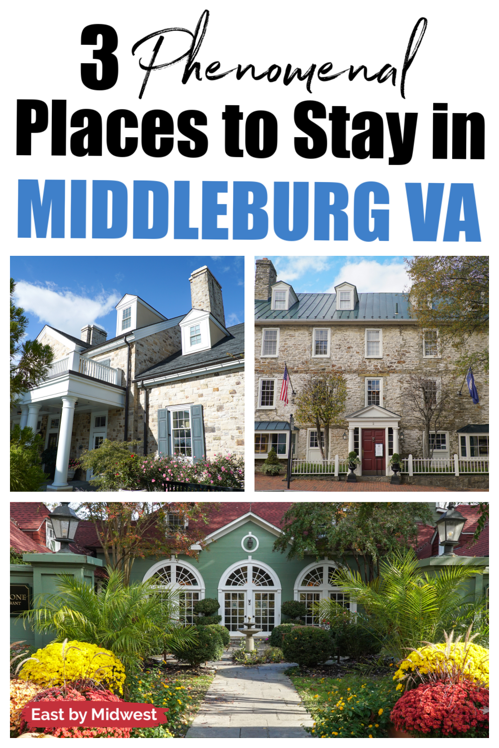 3 Best Places to Stay in Middleburg, Virginia (That You\'ll Love!)