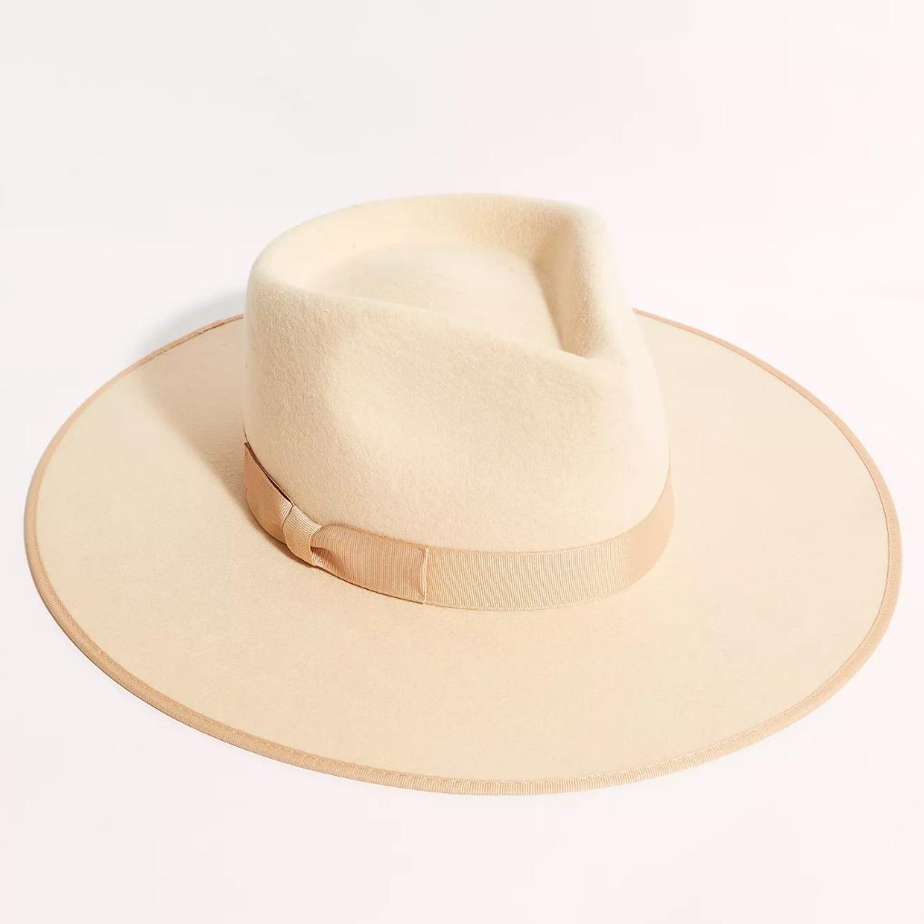 Light tan hat