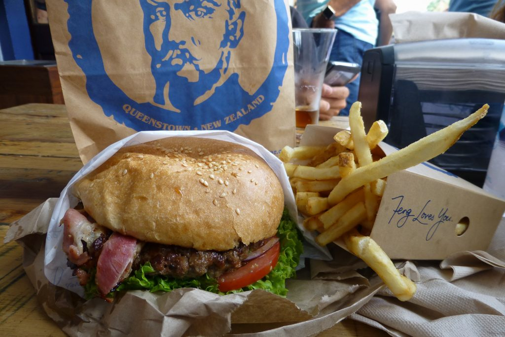 Ferburger - Things You Need to Eat in Queenstown New Zealand
