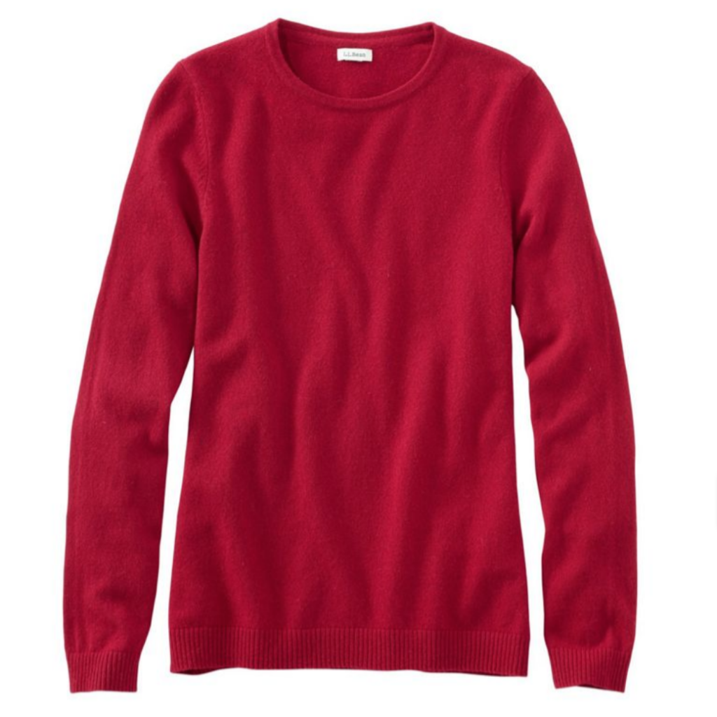 Red shirt - New Zealand Packing Guide