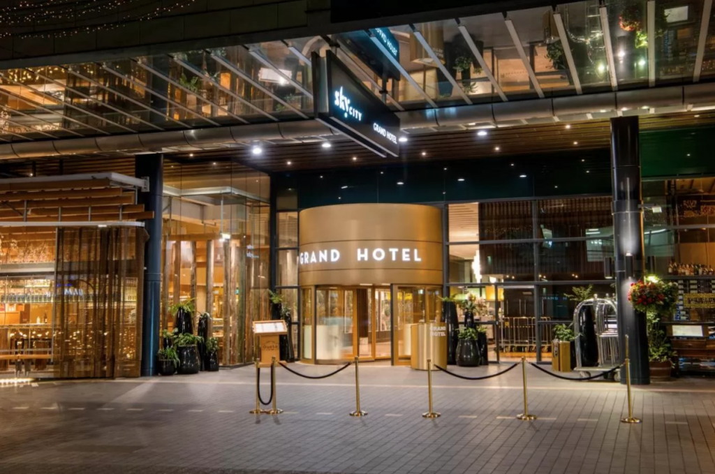 The Grand by SkyCity Hotel - Ultimate Auckland New Zealand Guide