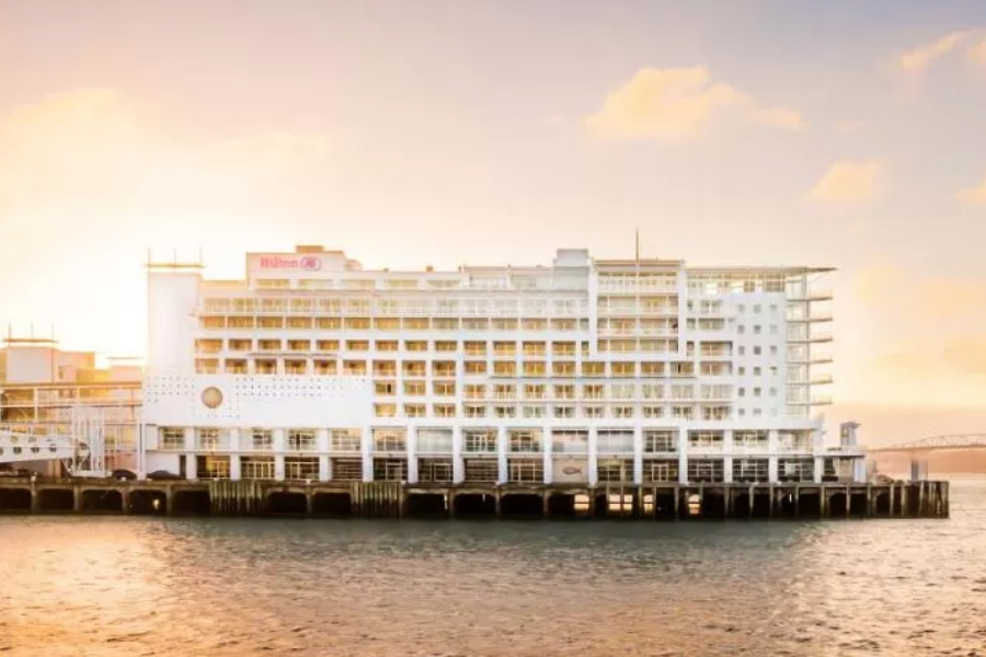 Hilton Auckland - Ultimate Auckland New Zealand Guide
