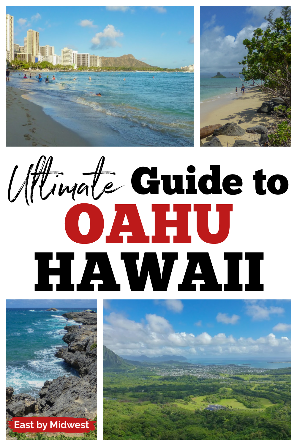 Ultimate Oahu Hawaii Guide