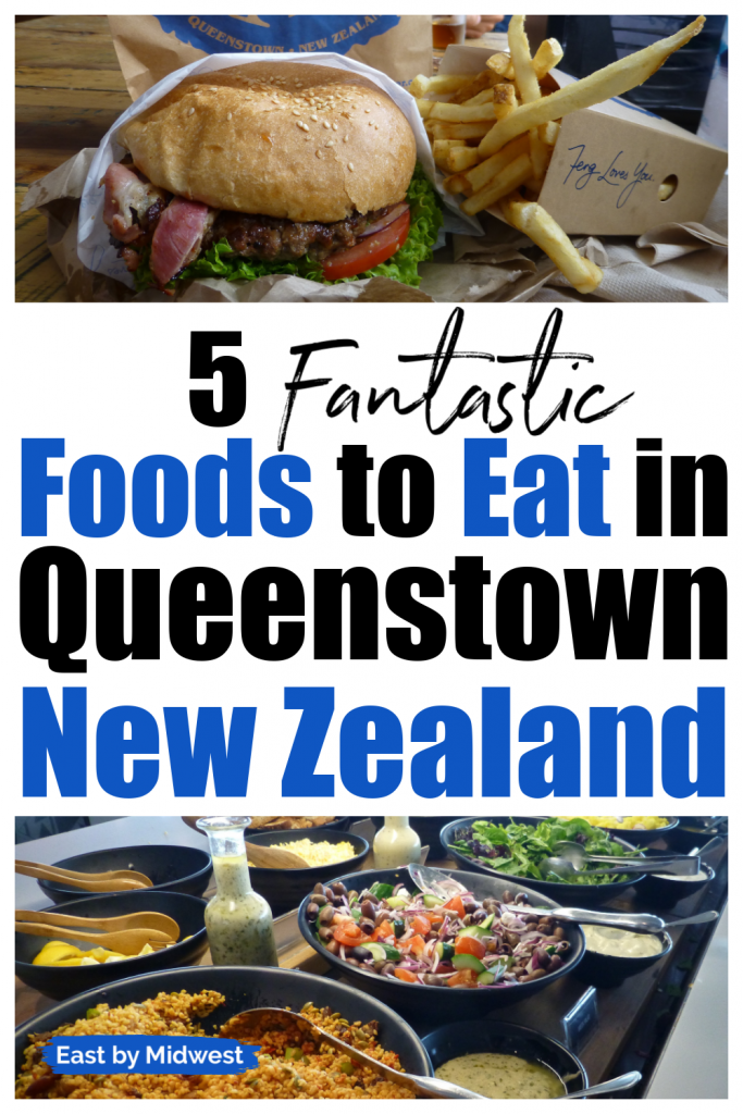 Fergburger and Stratosfare - Things You Need to Eat in Queenstown New Zealand