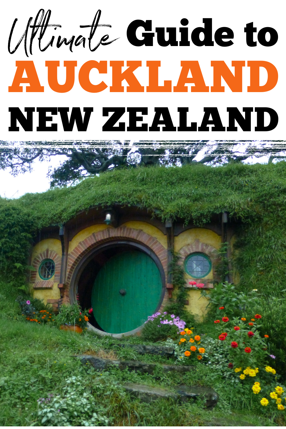 Ultimate Auckland New Zealand Guide
