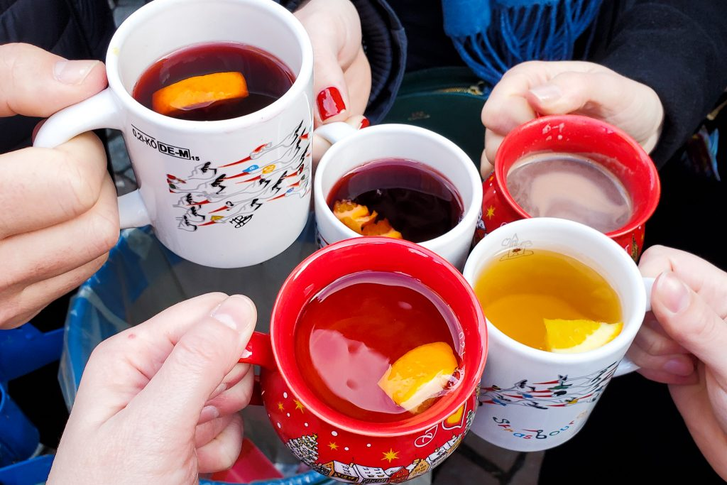 Vin Chaud - Need to Eat at French Christmas Markets
