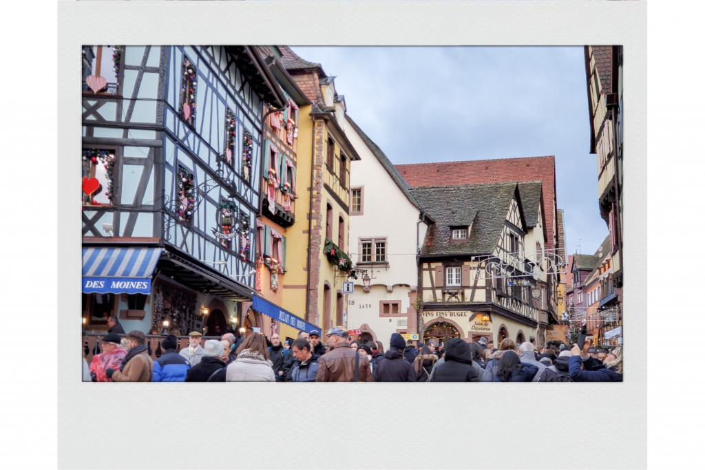 Riquewihr - Three Magical Christmas Markets in France
