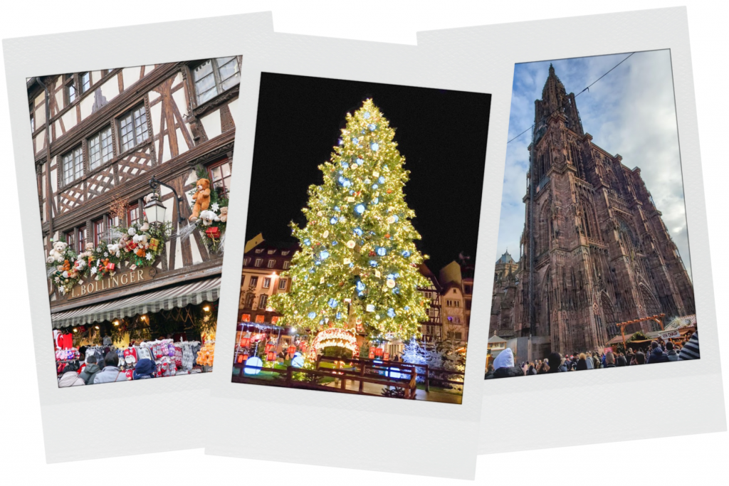 Strasbourg - Three Magical Christmas Markets in France