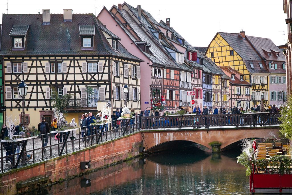 Colmar France - Need to Eat French Christmas Markets