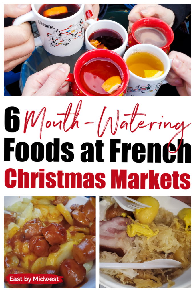 Best Foods You Need to Eat at French Christmas Markets