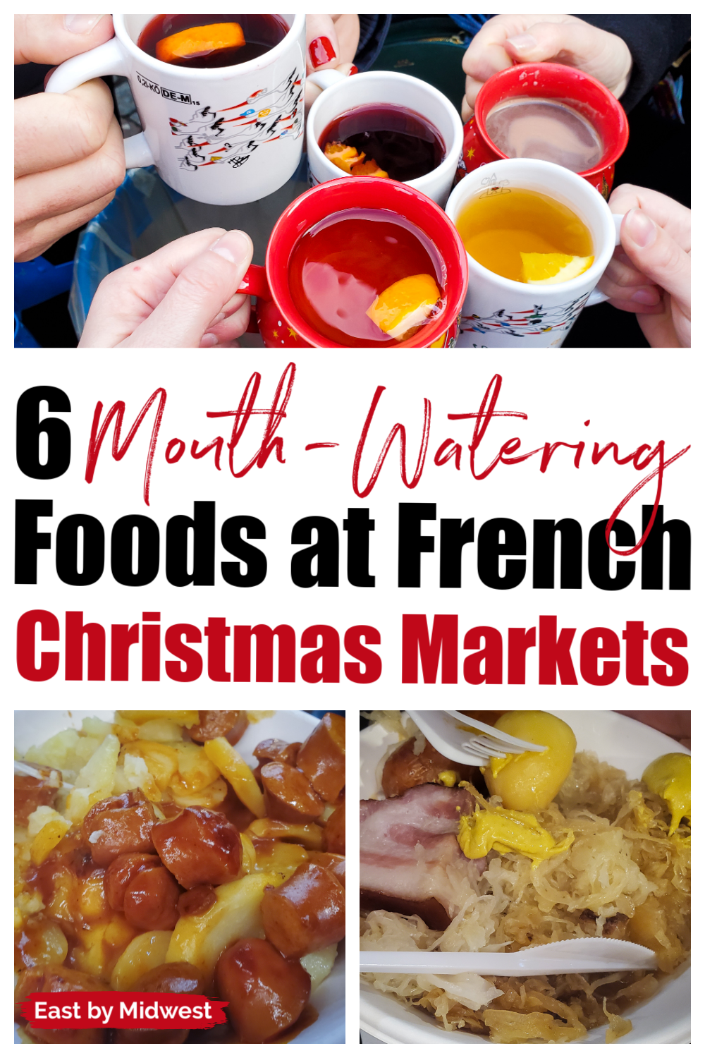 6 Best Things You Need to Eat at French Christmas Markets