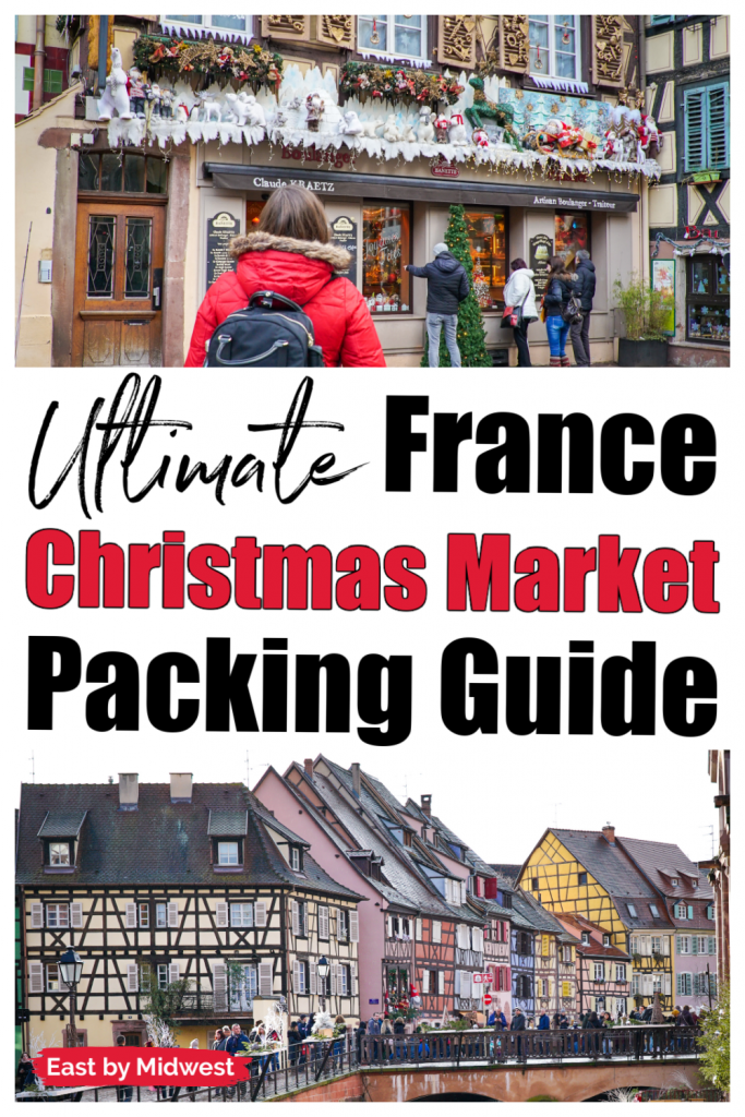 Ultimate France Christmas Market Packing Guide