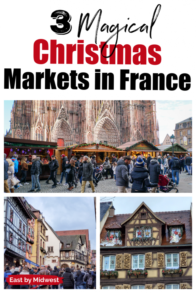 Three Magical Christmas Markets in France