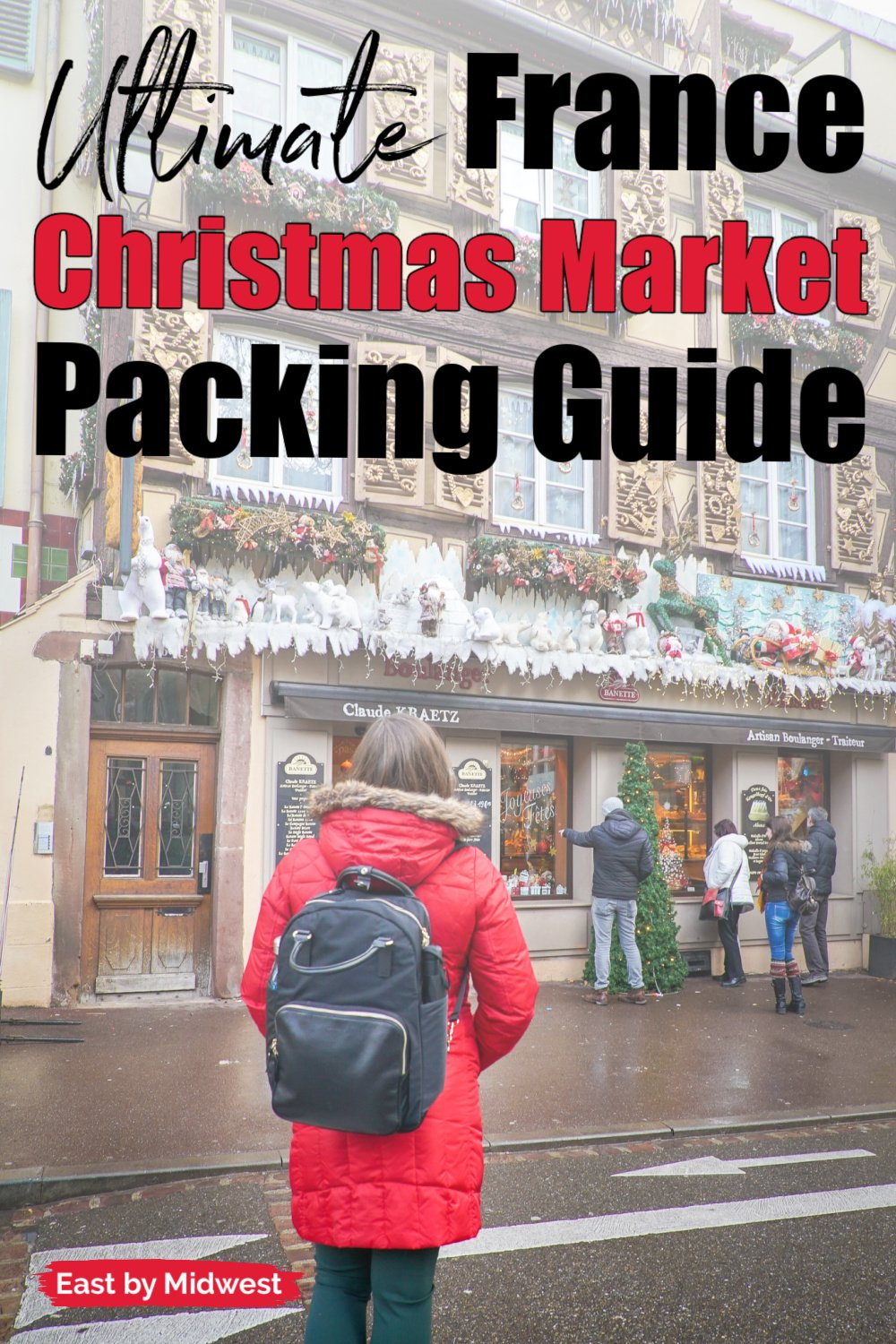 France Christmas Market Packing Guide: What You Need to Pack