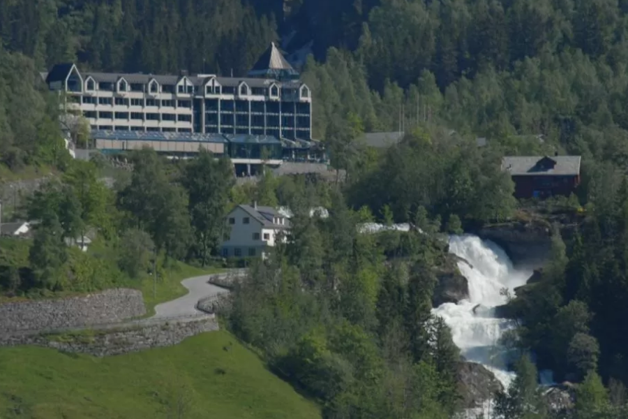 Geiranger Hotel Union - Ultimate Norway Guide