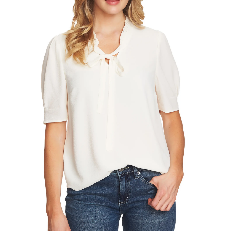 White blouse - France packing guide