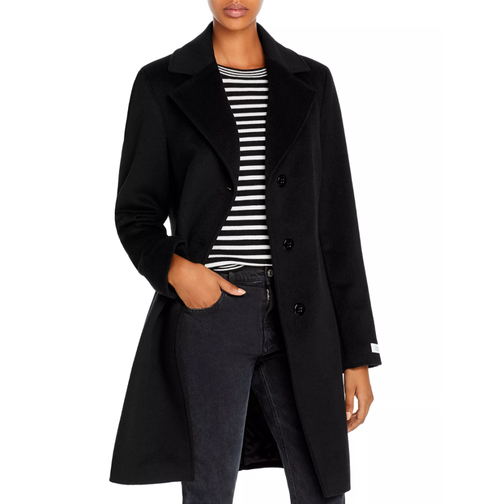 Wool Coat - France packing guide