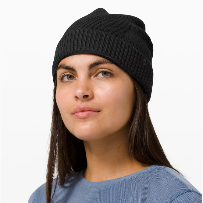 Ribbed Beanie - France Christmas market packing guide