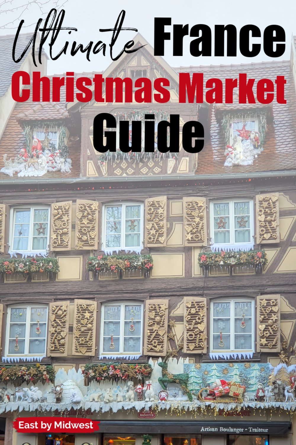 Ultimate France Christmas Market Guide