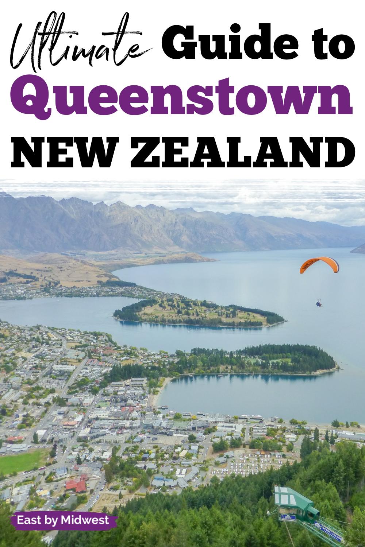 Ultimate Queenstown New Zealand Guide
