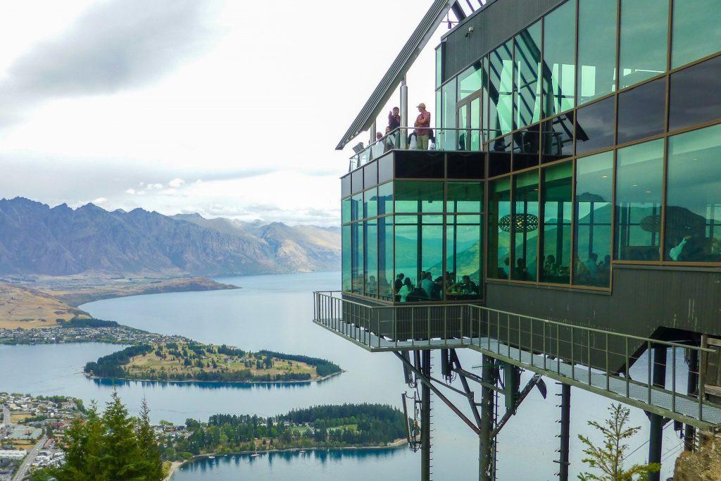 Skyline in Queenstown New Zealand - Ultimate Queenstown New Zealand Guide